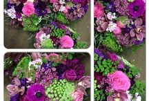 Color of the Year-2014 Radiant Orchid / Great designs in the newest color of the year for kitchen, living room, bedroom, outdoor space.