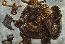 Fantasy Dwarfs