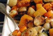 veggie recipes / by Tara Stafford