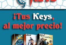 Banners TodoKeys / Banners para la Web TodoKeys