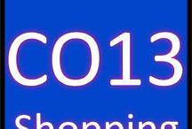 CO13 Shopping / Sales CO13 Postcode district Frinton-on-Sea