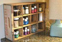 Oily Storage