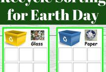 Recycle Crafts Kids Preschool