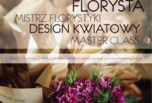 ZAPROSZENIA / Serdecznie zapraszamy do szkoły florystycznej Kwitnące Horyzonty :-)