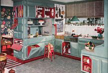 Kitsch-Kitchen  / by Kristi PsychoMomma