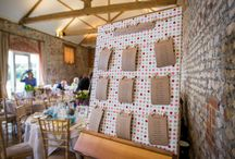 Wedding: Table Plans & Guest Books