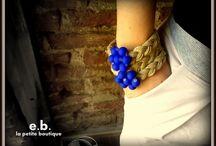 bracelet / handmade lace bracelet