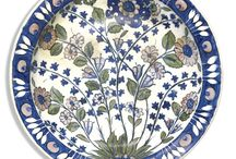 Şam işi Çini sanatı - Damascus style tile works