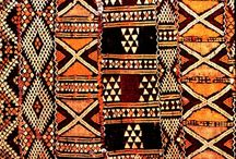 Африканские узоры