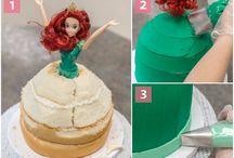 Cake decoration / ...