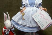 dolls / by Janine Tischner
