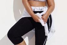 Wundercurves ♥ Sport / Curvy heißt nicht gleich unsportlich. Auch Frauen mit Konfektionsgröße 42+ sind sportlich aktiv. Um für das nächste Workout gewappnet zu sein, hat Wundercurves ein paar sportliche Outfits zusammengestellt.  Weitere findest Du außerdem unter: http://www.wundercurves.de/shop/bekleidung/sportbekleidung