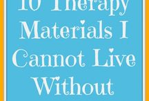 SLP Recommended Therapy Tools