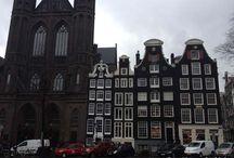 Amsterdam / Escapade à Amsterdam