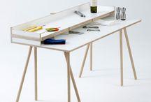 Diseño Muebles / Diseño en muebles y organización / by Pedro Ortiz Espín