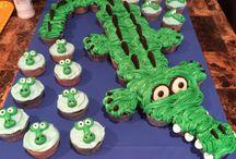 Croc city birthday