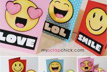 Smileys kort