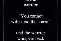 Warriors mind