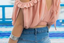 Bluze scurte