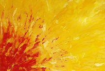 Εικόνες του Σύμπαντος (Pictures of the Universe) / Art & Paintings