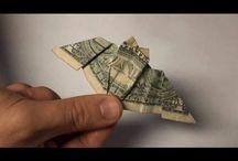 Origami /money