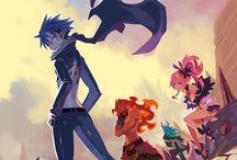 Disgaea stuff / Welcome to my Disgaea board!  Disgaea was always in my gaming life and introduced me to the RPG style.. Ima hugeee fan of the Disgaea series.. I've played since Hour of Darkness (the first one) from the last one (in the moment) Disgaea 5 and Im really glad that since I was little playing this and it will never gets old, my fav char in the whole series will be always the Overlord Laharl HAAHAHAHAHAHA!!!! and Planair and Asagi :] Enjoy DOOD !