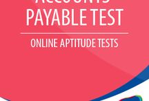 Accounts Payable Skills Aptitude Test / NIFT Accounts Payable Test determines whether your candidate has the Ability, Skill & Knowledge about: Recording Transactions A/P Fundamentals & Journal Entries Accrued and Prepaid Expenses Deposits and Other Advances #HR #NIFT #AptitudeTest