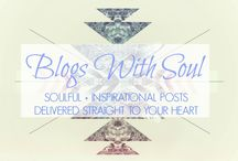 blogs with soul / Soulful + Inspirational posts from around the web. What your soul's longing for: the stuff that matters, sparks deep contemplation, ignites that fire deep in your belly, makes your heart go BA-BOOM, BA-BOOM, BA-BOOM.  *****Want to become a contributor? Get in touch: ALLIETYMO.COM *****