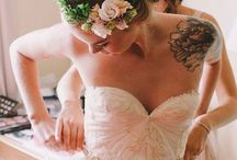 [ Getting Ready Bride + Groom Inspiration [
