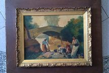 ART Antique painting for sale !!!