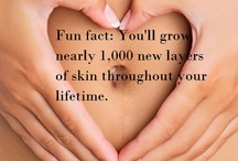 """Our Skin Tips / These are a collection of skin tips and skin """"words of wisdom"""" we've passed on over the years and continue to pass on to patients and friends."""