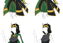Cosplay ideas and Disneybounds / Ideas for future cosplays and Disneybounds