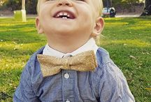 Kids bow ties / kids bow ties designed amd created by Raska Handmade