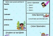 Assignment 2- Newsletters / Here you will find some examples of newsletters / by Jessica Bourdeau