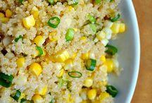 Quinoa / by Linda Stoker Proett
