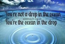 Oceane Deep / Quotes & Thoughts that Inspire...