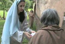 Histórias de santos e santas
