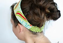 Sewing Hair Accessories