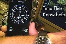Time Flies app / Butler Watch Company Time and Weather app.