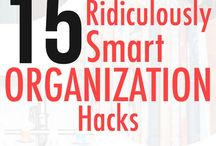 Organization. / Organizational items and hacks