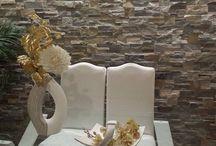 ideas para decorar tu comedor / decora tu comedor con crema y plata en www.virginiaesber.es