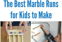 marble ramps mazes