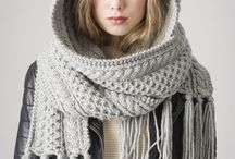 Knitting: shawls and scarves
