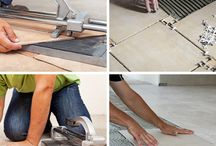 How To install Floor and Wall Tile / How to Tile Your Floor and Save Some Money  How to Tile Your Floor and Save Some Money. Laying down tiles can be a pretty expensive job since you need to buy the flooring equipment as well as hire labor. But what if you could lay down your own tiles and minimize the cost? Moreover, by doing it yourself, you have the freedom to lay down the tiles however you want and whichever pattern you want. visit: http://AllMarbleTiles.com