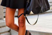 faldas + botas