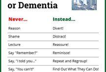 Alzheimer / dementia