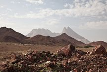Omani: Landscapes