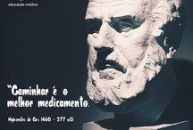 Hipócrates / Frases Inspiradoras!