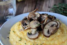 Here's My Polenta Love / Recipes with polenta I want to try out!