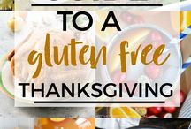 Gluten free Holiday dinners